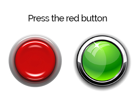 Image of a red button and a green button