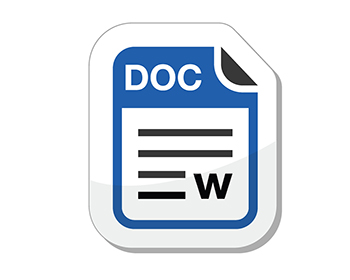 7 Ways to Make Word Documents Compliant