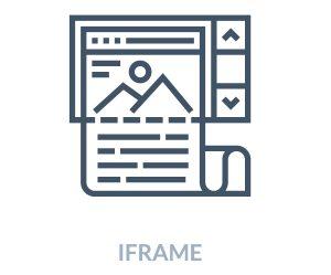iframe illustration