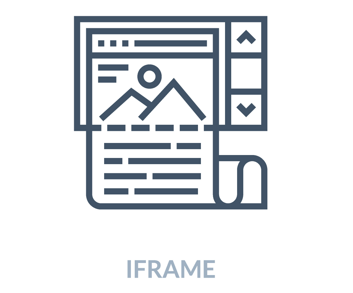 Illustration of iframe