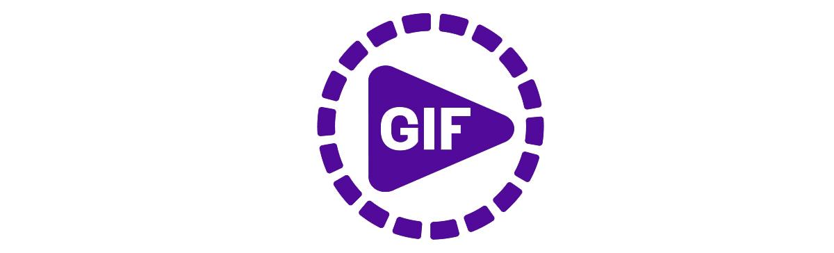 Animated GIF Logo
