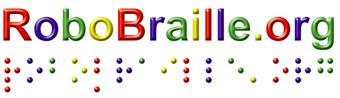 RoboBraille.org Logo