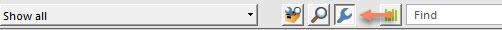 Adobe Acrobat Pro Preflight Wrench icon