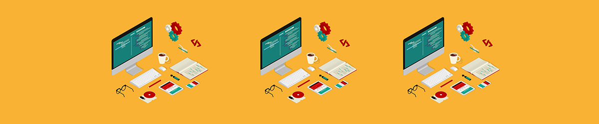 Illustration of Web Development Tools