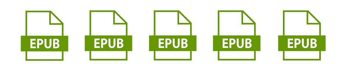 Epub Icons