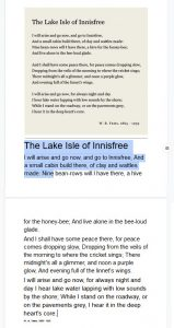 Google Docs - Conversion of Image Text to Text